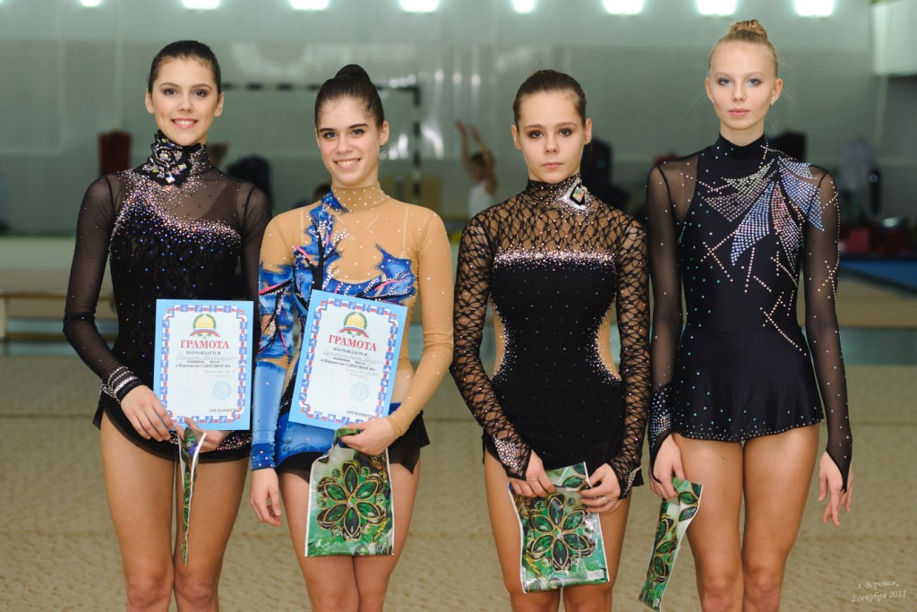 Воронежская гимнастка александра беркова