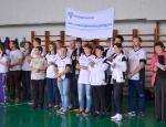 Областная отраслевая Спартакиада профсоюза, работники АТиДХ 2016 г.