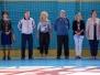 Соревнования, посвященные 30-летию спортклуба профсоюзов, сентябрь 2017